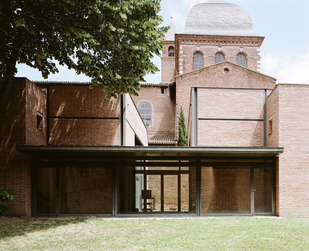 Conservatoire cyrille weiner for W architecture toulouse