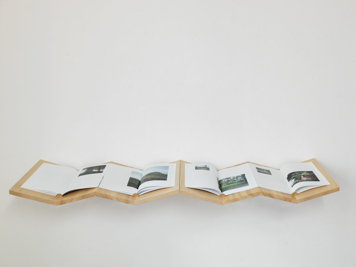 Twice, book published by 19/80 éditions, 2015