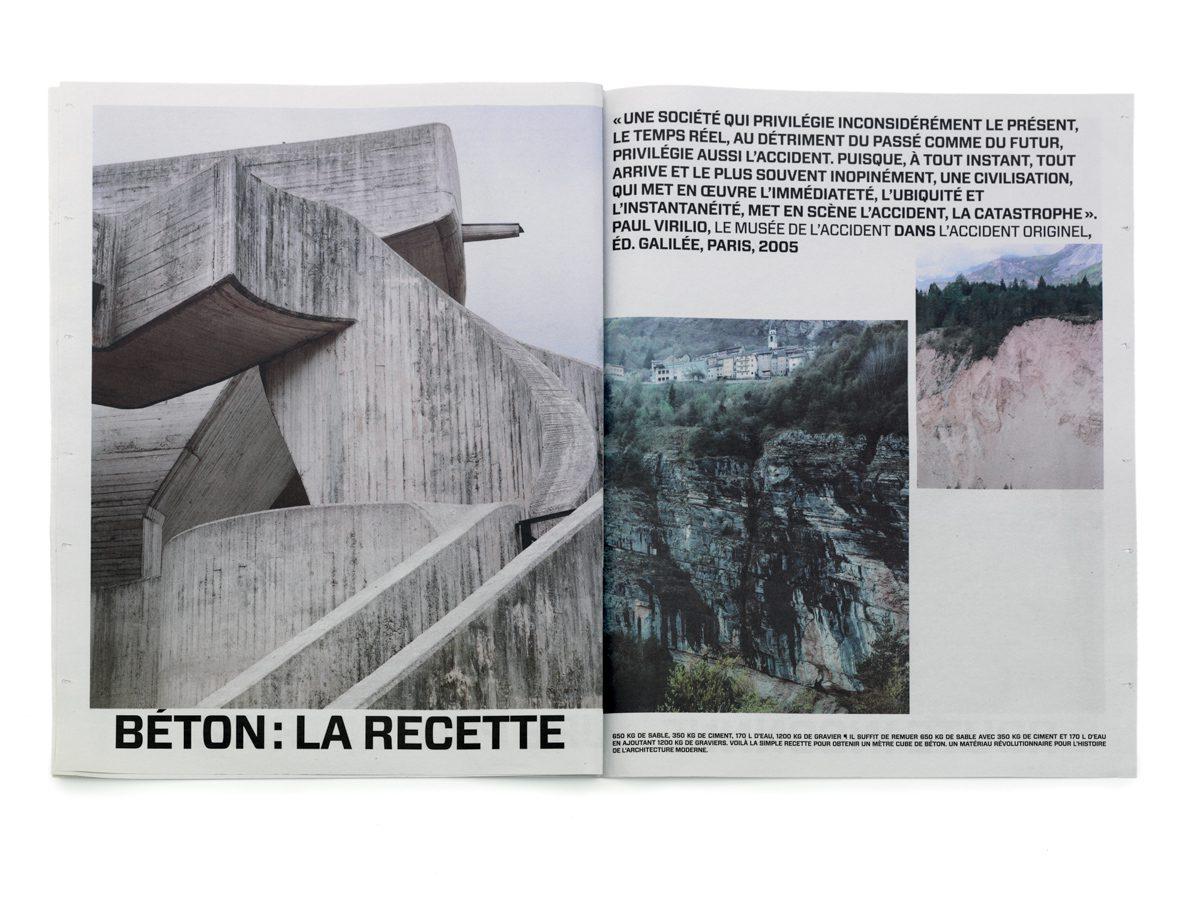 Banale e Brutale, Weiner et Meloni, journal 16p et poster