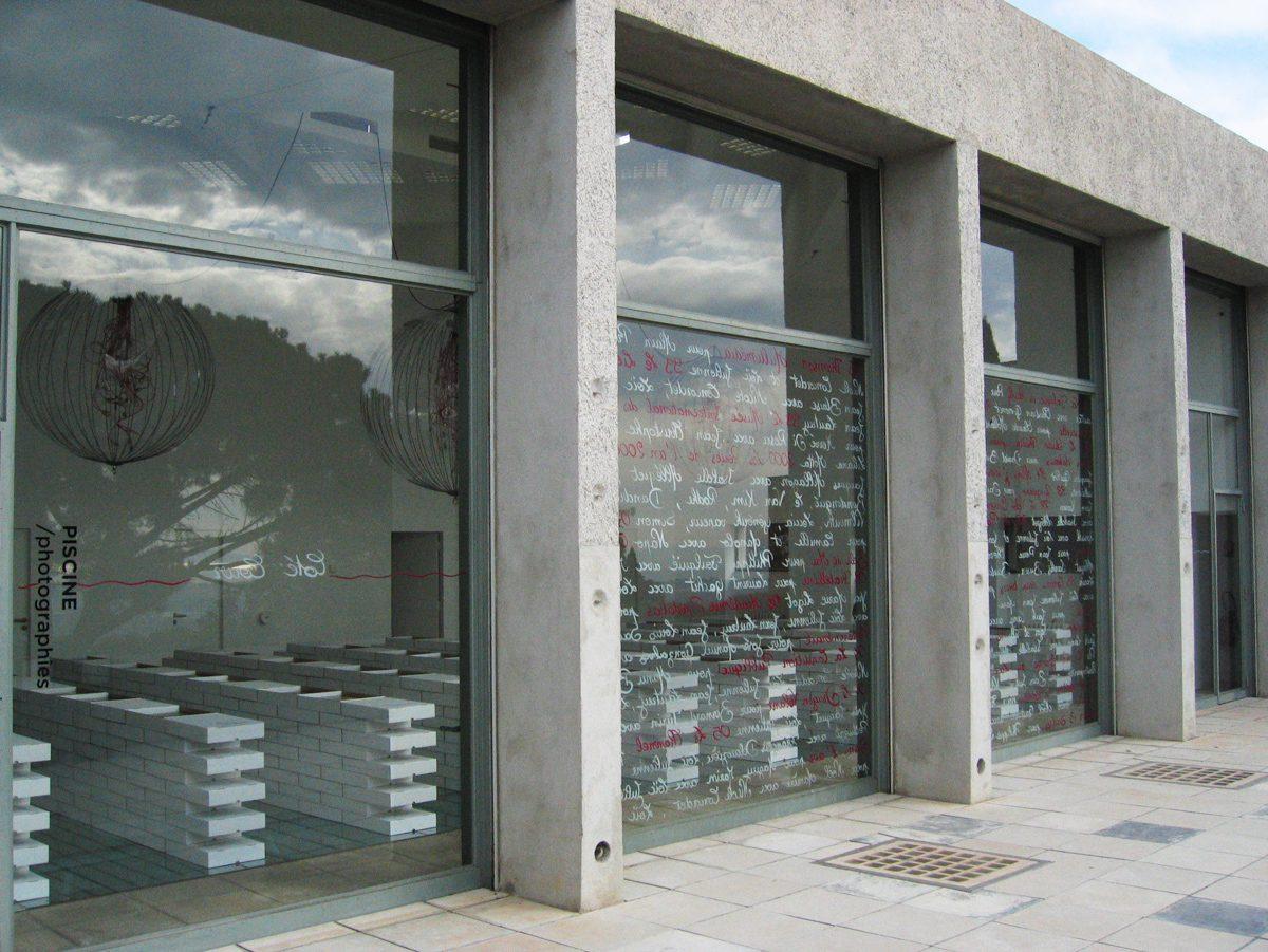 Oui avec plaisir, villa Noailles, 2005