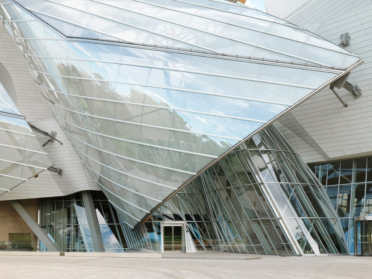Fondation Louis Vuitton, Paris, Frank Gehry