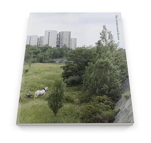 Rethinking the rural: The Architectural Review Issue 1450, April 2018.La fabrique du pré on the cover#architecture #magazine #rural