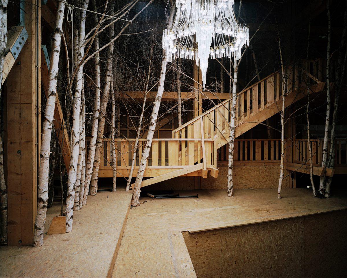 Grange au Lac, Evian