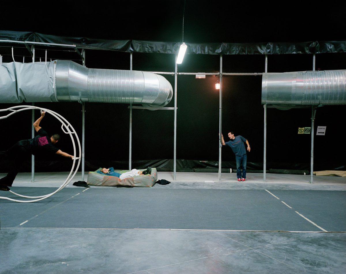 École du cirque de Rosny-sous-Bois