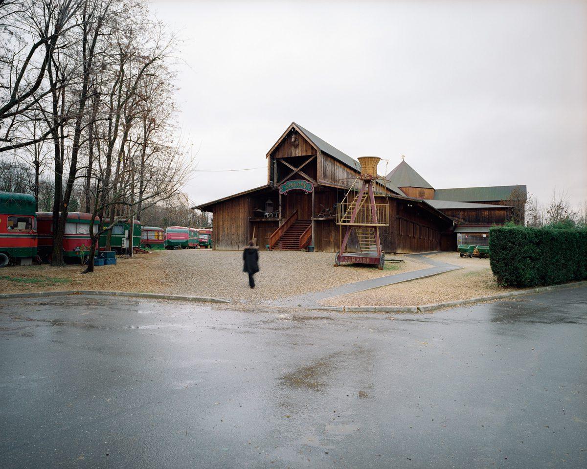 Théatre équestre Zingaro, Aubervilliers