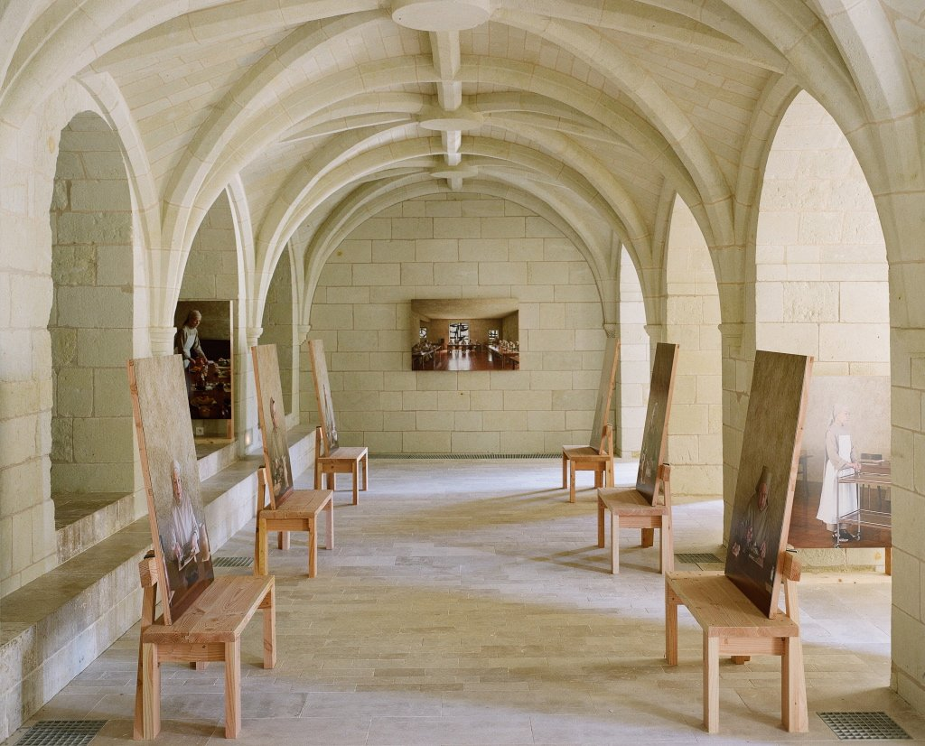 Un jour pareil, Communauté des Benedictines de Martigne-Briand, 2005