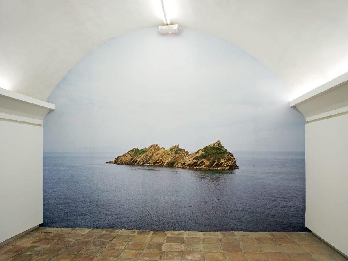 Presque île,  villa Noailles, 2009