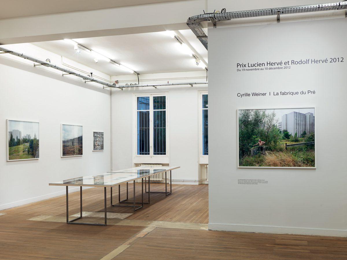 Galerie Spéciale, école Spéciale d'Architecture, Paris, 2012