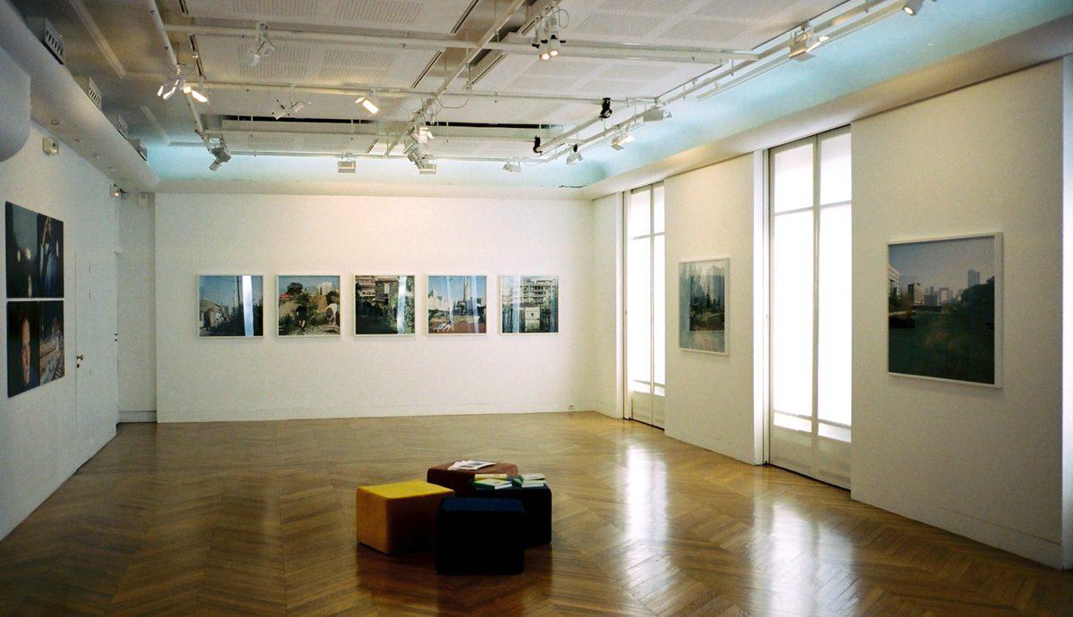 Défricher - déchiffrer,  galerie Villa des Tourelles, Nanterre, 2008