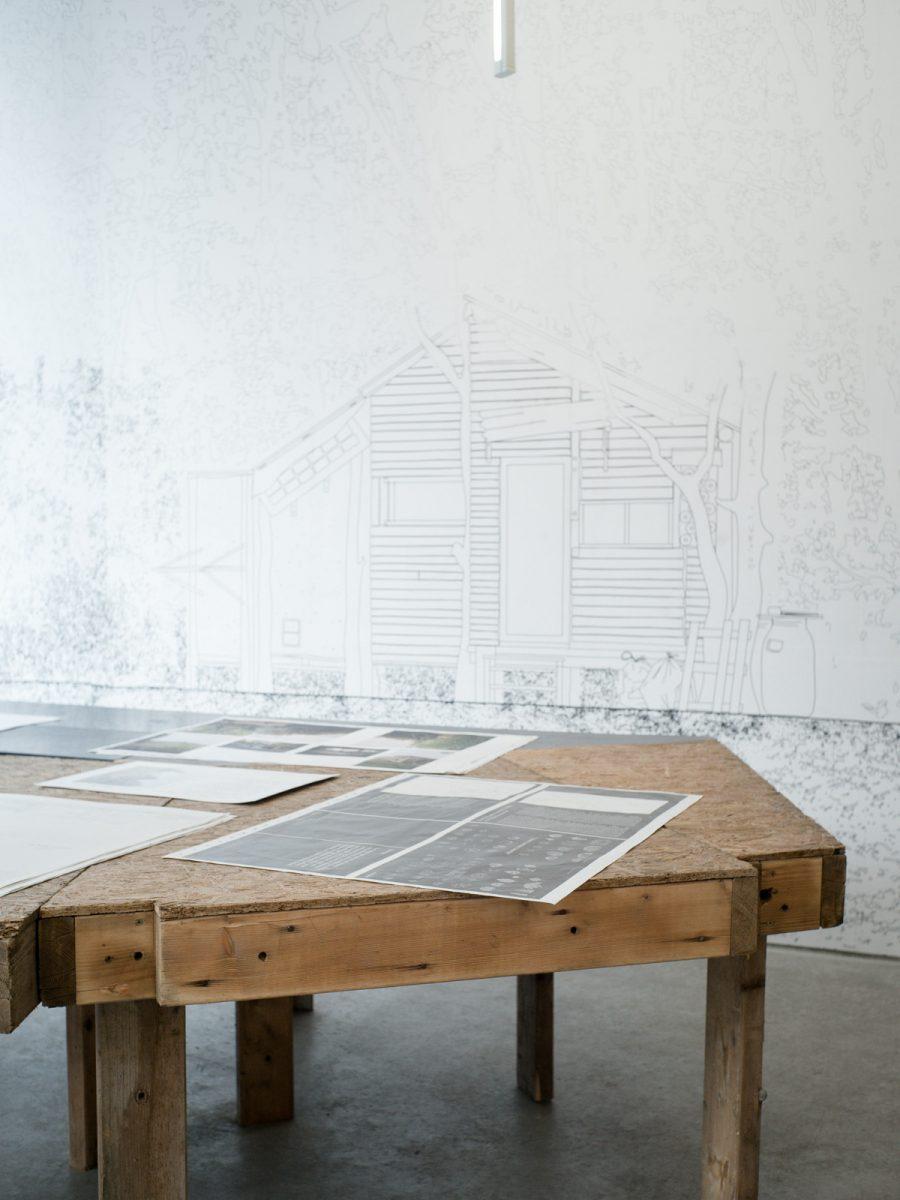 Notre-Dame-des-Landes ou le métier de vivre, galerie Salle Principale, Paris, octobre 2018