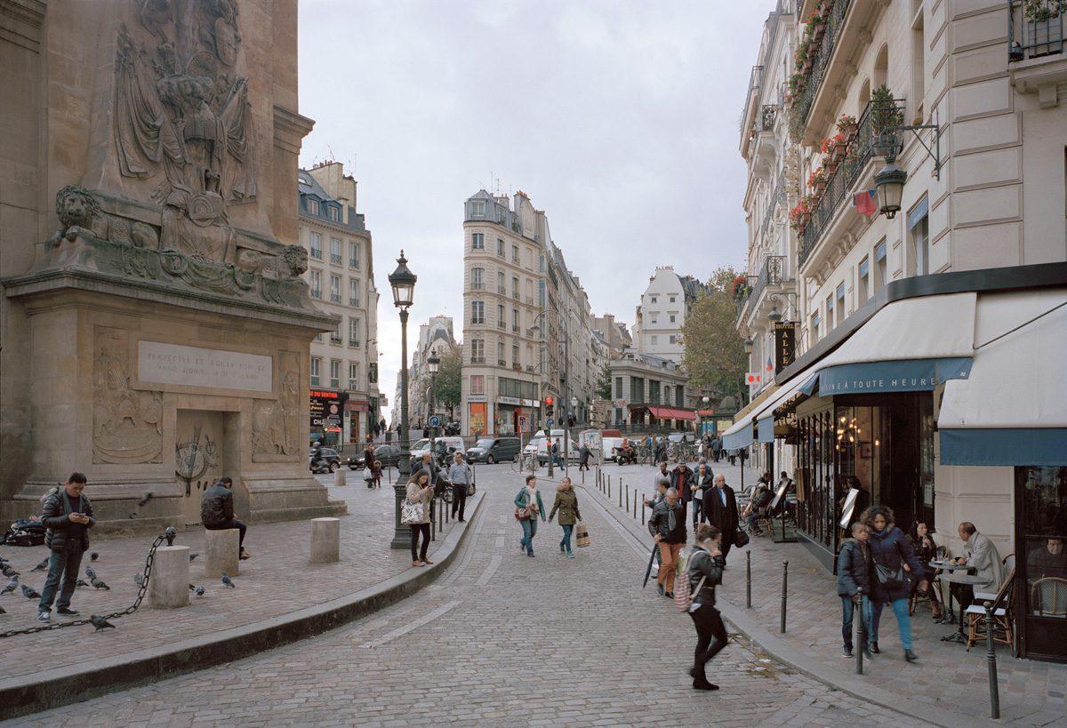 Paris Haussmann, variations de l'identité
