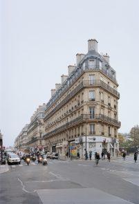 Paris Haussmann modèle de ville Lan architecture