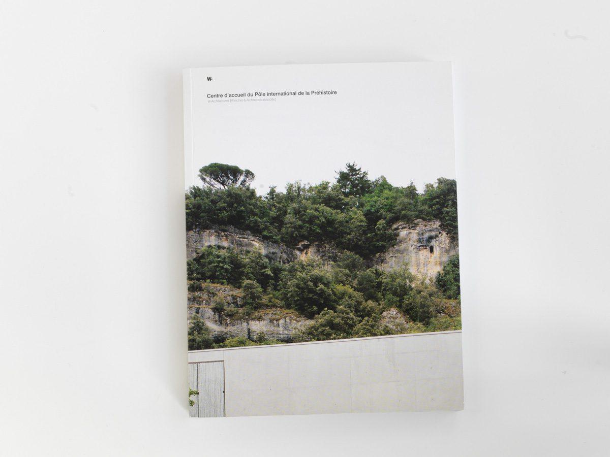 Pôle international de la préhistoire, édition, W-architectures