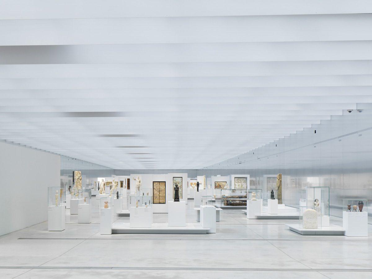 Louvre Lens, SANAA