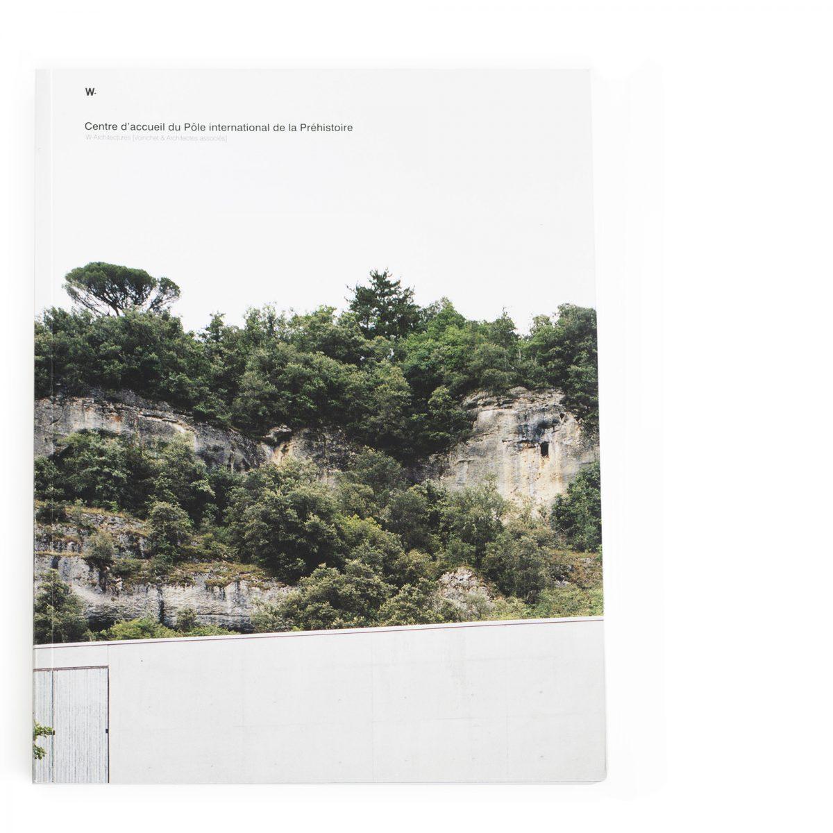 Centre d'accueil du Pôle international de la Préhistoire, Edition W-Architectures [Voinchet & Architectes associés], 2011